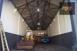 Título do anúncio: Galpão para alugar, 270 m² por R$ 10.000,00/mês - Estuário - Santos/SP