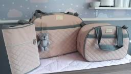 Bolsa maternidade kit completo - NOVO