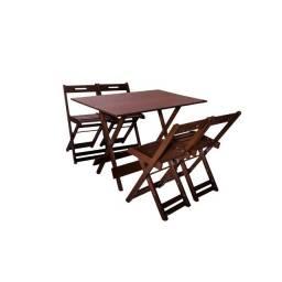 Cadeira Dobrável Madeira Avulsa Imbuia