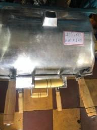 Título do anúncio: Churrasqueira em alumínio tamanho P