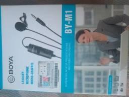 Microfone lapela boya by-m1 !!!