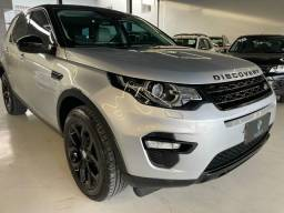 Título do anúncio: Land Rover Discovery Sport hse 4x4