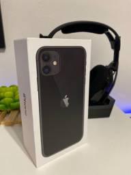 iPhone 11 64GB NF/garantia/Lacrados 12x