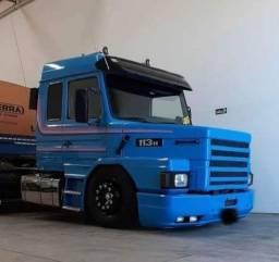 Scania 113 (engatado)