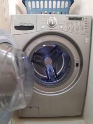 Vendo Máquina de lavar e secar LG 13KG Seminova