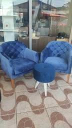 Título do anúncio: Combinação para sua sala de estar -( Azul Tifanny)