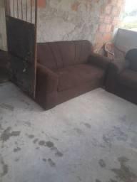Título do anúncio: Um conjunto de sofá