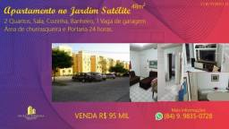Título do anúncio: Apartamento com 2 quartos em Oferta!