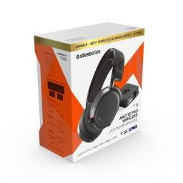 Título do anúncio: Fone Gamer Arctis Pro Stereo Wireless Bluetooth Steelseries