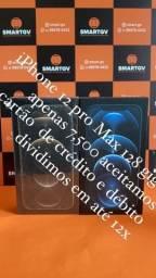 iPhone 12 pro Max lacrado 128 gb