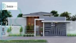 Casa com 3 dormitórios (1 suíte) à venda, 121 m² por R$ 630.000 - Residencial Bella Suíça