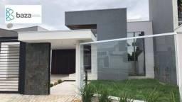 Casa com 3 dormitórios à venda, 203 m² por R$ 770.000,00 - Residencial Aquarela Brasil - S