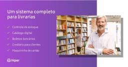 """Sistema para Livrarias """" Experimente grátis por 15 dias """""""