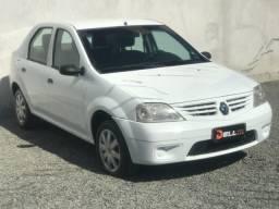 Título do anúncio: Renault Logan Aut 1016v 2008 Flex
