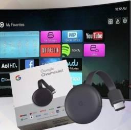 Título do anúncio: Receptor Chromecast 3 R$ 249,00
