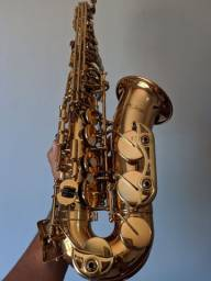 Título do anúncio: Saxofone alto Waldman