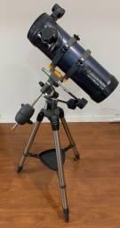 Título do anúncio: Telescópio Refletor Newtoniano AstroMaster eq 114 mm