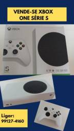 Título do anúncio: Vendo Xbox One Série S