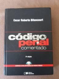 Código Penal Comentado 5ª Edição ed. Saraiva