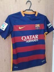 camisa do Barcelona
