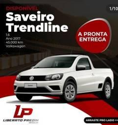 Título do anúncio: Volkswagen Saveiro Trend