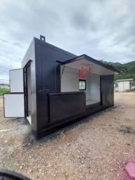 Título do anúncio: Cozinha em container 15m²