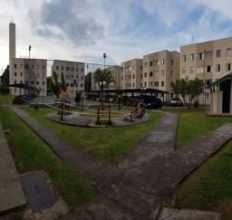 Apartamento com 3_quartos semi mobiliado no Fazendinha