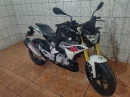 Título do anúncio: Vendo moto BMW G310R com apenas 7.933km *Abaixo da Fipe - para pessoas exigentes