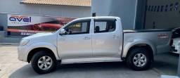 Título do anúncio: Vendo Toyota Hilux 2015