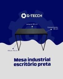 Título do anúncio: Mesa Estilo Industrial para Escritório