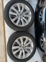 Rodas Civic aro 16