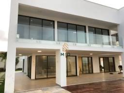 Casa com 5 dormitórios à venda, 419 m² por R$ 2.700.000 - Curralinhos - Aquiraz/CE