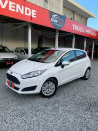Ford New Fiesta 1.5 Hatch Completo 2015