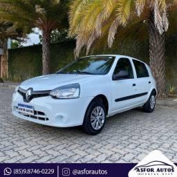 Título do anúncio:  Renault Clio 2014 novíssimo