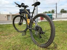 Título do anúncio: Bicicleta Caloi Explorer Aro 29 Mountain Bike