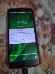 Título do anúncio: Vendo celular motog6