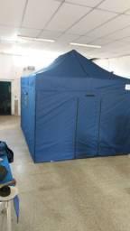 Barraca camping 3x3 promoção avista tem 10% de desconto