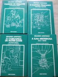Coleção de livros juvenis