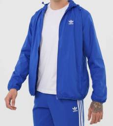 jaqueta corta vendo adidas performance essential
