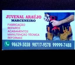 Título do anúncio: Tudo em Marcenaria, Juvenal Marceneiro