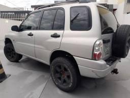 Título do anúncio: Suzuki Tracker 2001 4x4 automática repasse