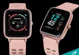 Título do anúncio: Relógio Smartwatch Mormaii Lifee Rosa Feminino Entrega Grátis Em Fortaleza-CE