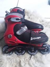 Título do anúncio: Vendo 2 roller e 1 skate long