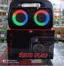 Título do anúncio: Caixa de som original na promoção ( nova ).