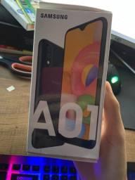 Samsung Galaxy A01 NOVO!!!