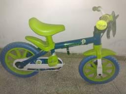 Título do anúncio: Bicicleta infantil 3 a 5 anos anos aro 12