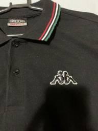 Título do anúncio: Camiseta Polo kappa original