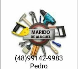 MARIDO DE ALUGUEL REPAROS E REFORMAS