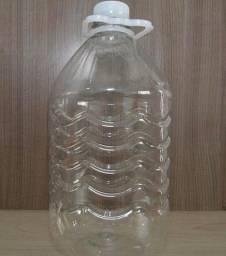Garrafas de 5 litros