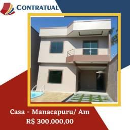 Casa em Manacapuru, AM